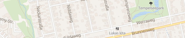 Karte Park & Charge Ladebox Offenbach am Main