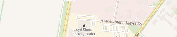 Karte Destination Charger LLOYD Factory Outlet Sulingen