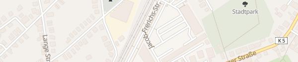 Karte Stadthalle Osterholz-Scharmbeck