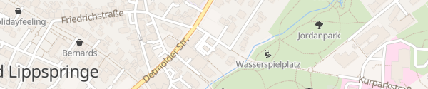 Karte Solarparkhaus Bad Lippspringe
