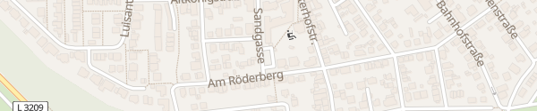 Karte Rathaus Maintal-Hochstadt