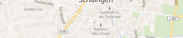 Karte Volksbank Schlangen