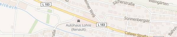 Lohre Ostelsheim