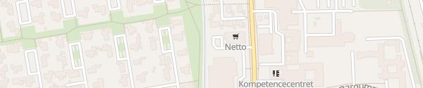 Karte Clever Ladesäule Tønder
