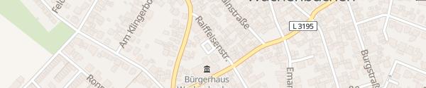 Karte Parkplatz Maintal