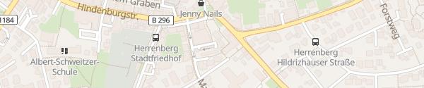 Karte Hotel Gasthof Hasen Herrenberg