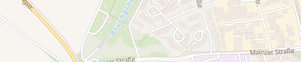 Karte Saalburgring Rodgau