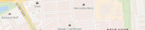 Karte Mercedes-Benz Niederlassung Bremen