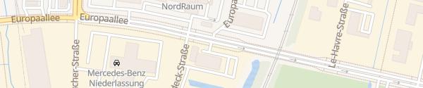 Karte SCHULZ Systemtechnik Bremen