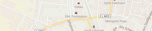 Karte ALDI Süd Groß-Umstadt