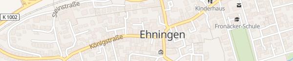 Karte Radwelt Ehningen Ehningen