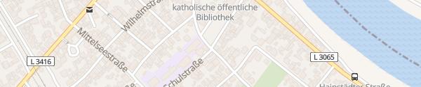 Karte Kirchplatz Hainburg