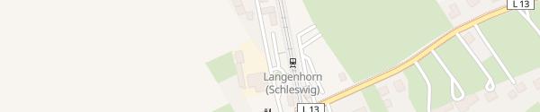 Karte innogy Ladesäule Langenhorn