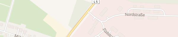Karte Schnellladesäule GreenTEC Campus Enge-Sande