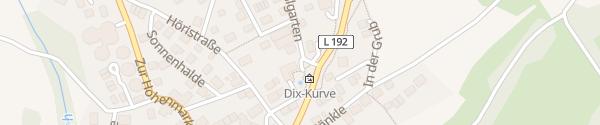 Karte Altes Rathaus Gaienhofen