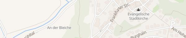 Karte Stadthalle Homberg (Ohm)