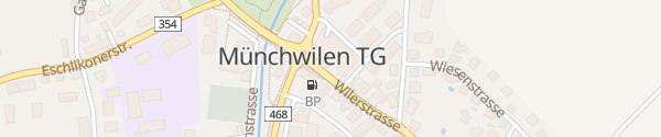Karte Migros Münchwilen