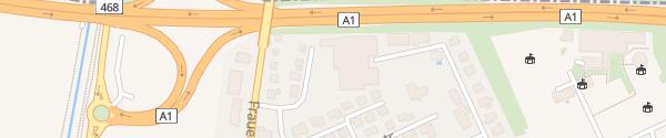 Karte EW Sirnach Sirnach