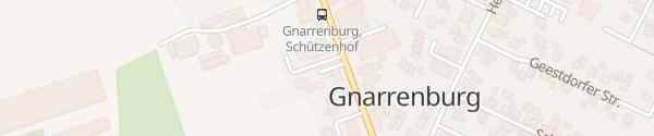 Karte Volksbank Osterholz Bremervörde Gnarrenburg