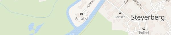Karte Amtshof Steyerberg