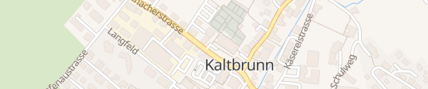 Karte Gemeindeverwaltung Kaltbrunn