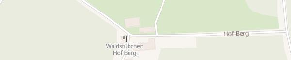 Karte Golf Club Hof Berg Stadum