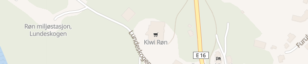 Karte Kiwi Markt Røn