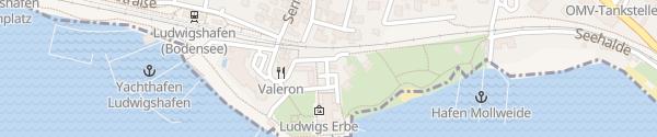Karte Parkplatz Bodman-Ludwigshafen
