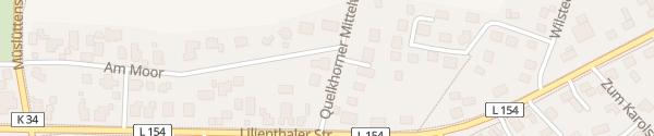 Karte Private Ladepunkt Ottersberg