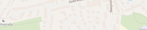 Karte Privater Ladepunkt Husum