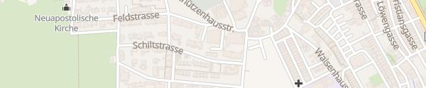 Karte TBG Gebäude Glarus