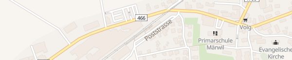 Karte Stützrädli`s Velo-Werkstat Märwil