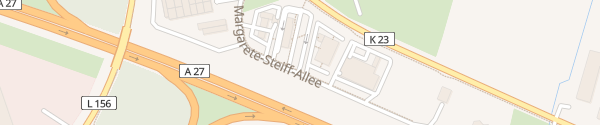 Karte McDonald's Achim