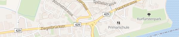 Karte Speerplatz Weesen