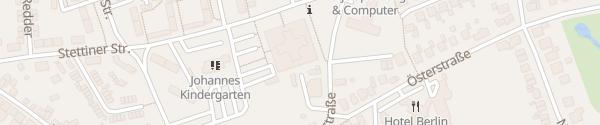 Karte Kreishaus Heide