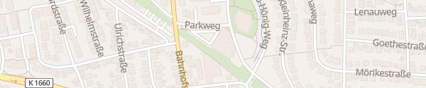 Karte EDEKA Neukauf Möglingen