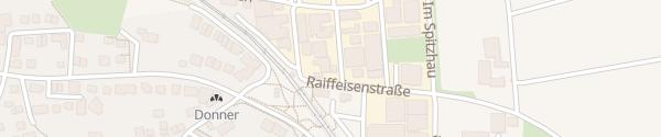 Karte Auto Roth Leinfelden-Echterdingen