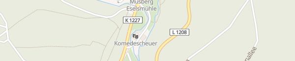 Karte Mäulesmühle Leinfelden-Echterdingen