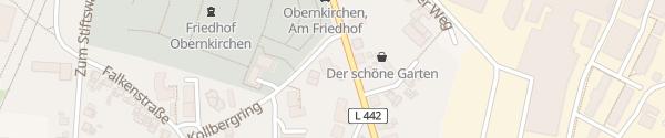 Karte Renault Fahrzeughaus Matz Obernkirchen
