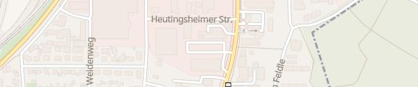 Karte Lidl Gustav-Rau-Straße Bietigheim-Bissingen