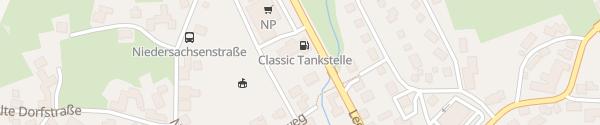 Karte FW Automobile Rehburg-Loccum