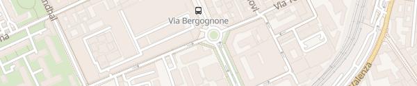 Karte E-Moving Säule Milano