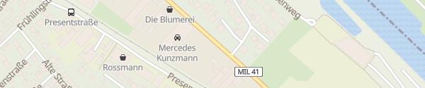 Karte Mercedes Kunzmann Wörth am Main