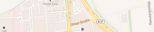 Karte MediaMarkt Leinfelden-Echterdingen