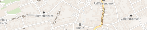 Karte Ladesäule Goldbach