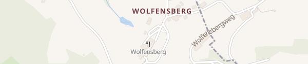 Karte Hotel Wolfensberg Degersheim