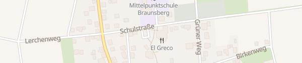 Karte Märchenlandtherme Breuna