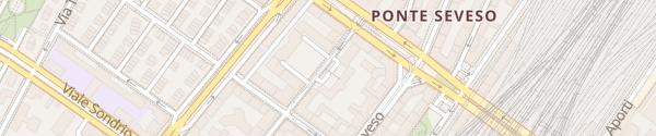 Karte Copernico Parking A Milano