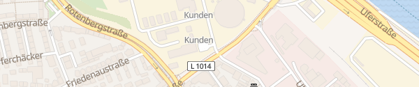 Karte Talstraße Stuttgart