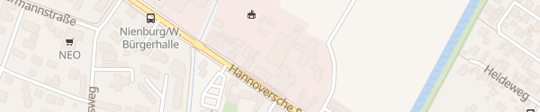 Karte Autohaus Schlesner - Z.E. Stützpunkt Nienburg